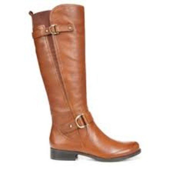 Women's 5N Naturalizer Joylynn Wide Calf Boot